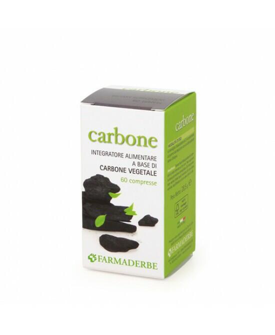 Farmaderbe - Carbone vegetale
