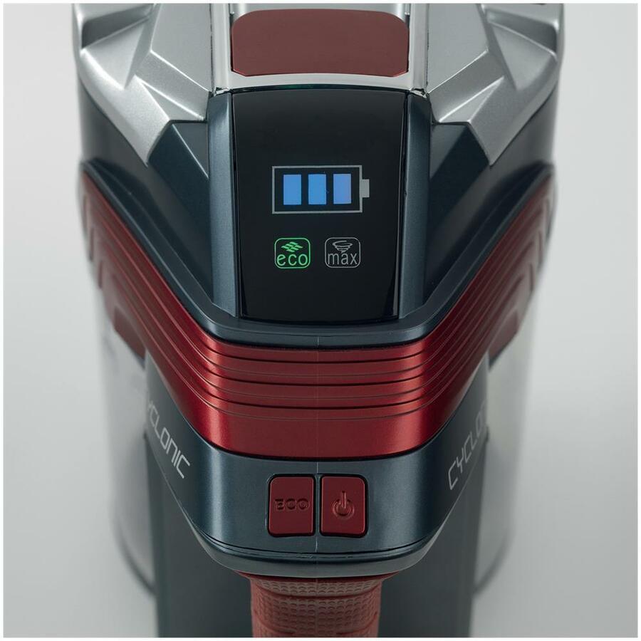 ARIETE Scopa Elettrica Cordless e Aspirapolvere Portatile 22V Lithium