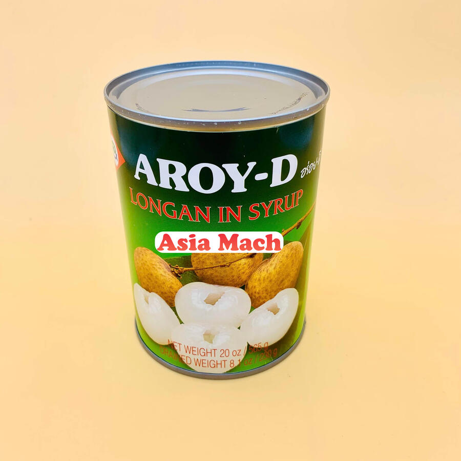 AD LONGAN IN SYRUP 565GR