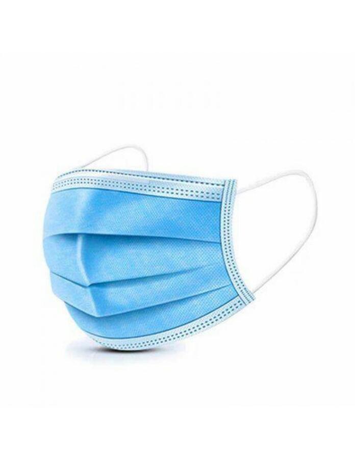 Mascherina chirurgica - 3 strati - Confezione 50 pezzi