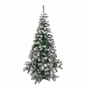 Albero di Natale Lapponia Innevato H210 cm