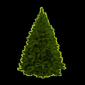 Albero di Natale Los Angeles H150 cm
