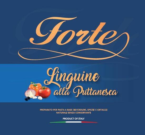 Mix Linguine alla Puttanesca