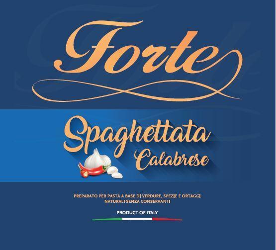 Mix Spaghettata Calabrese