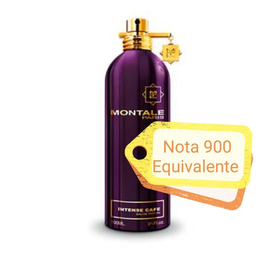 Nota 900 ricorda Intence Cafe' Montale