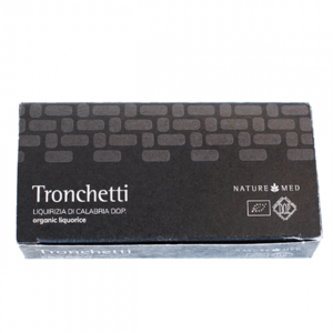 Tronchetti naturali di liquirizia, Naturemed, 100gr
