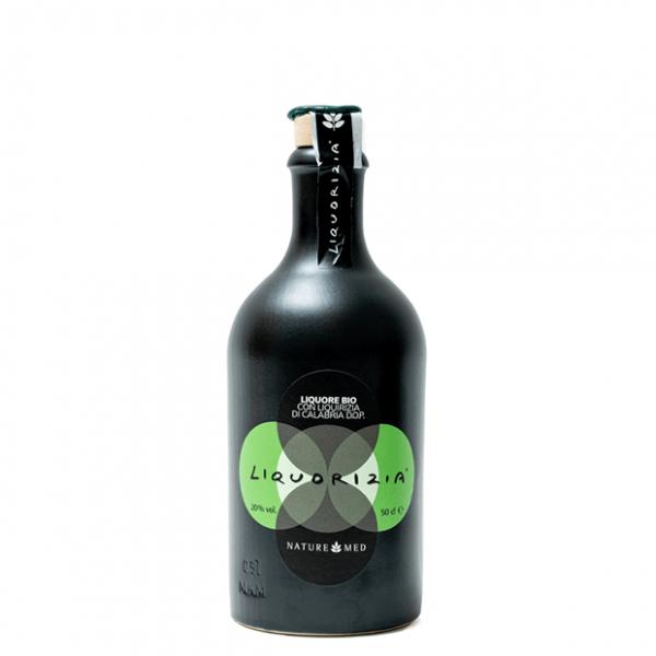 Liquorizia Bio, liquore di liquirizia, 50cl