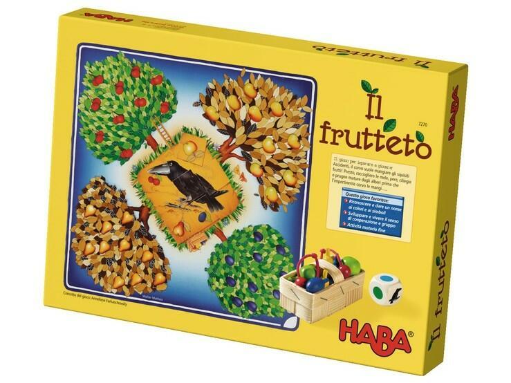 Il frutteto ed. Italiana