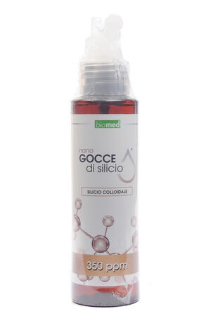 SILICIO COLLOIDALE - flacone spray da 100 ml