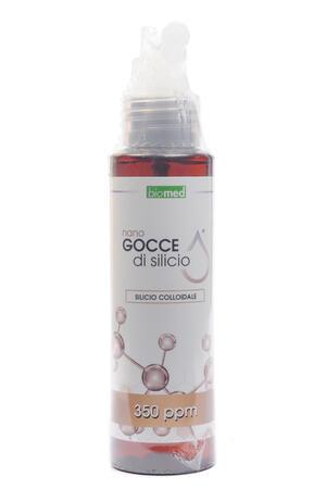 SILICIO COLLOIDALE - flacone spray da 100 ml