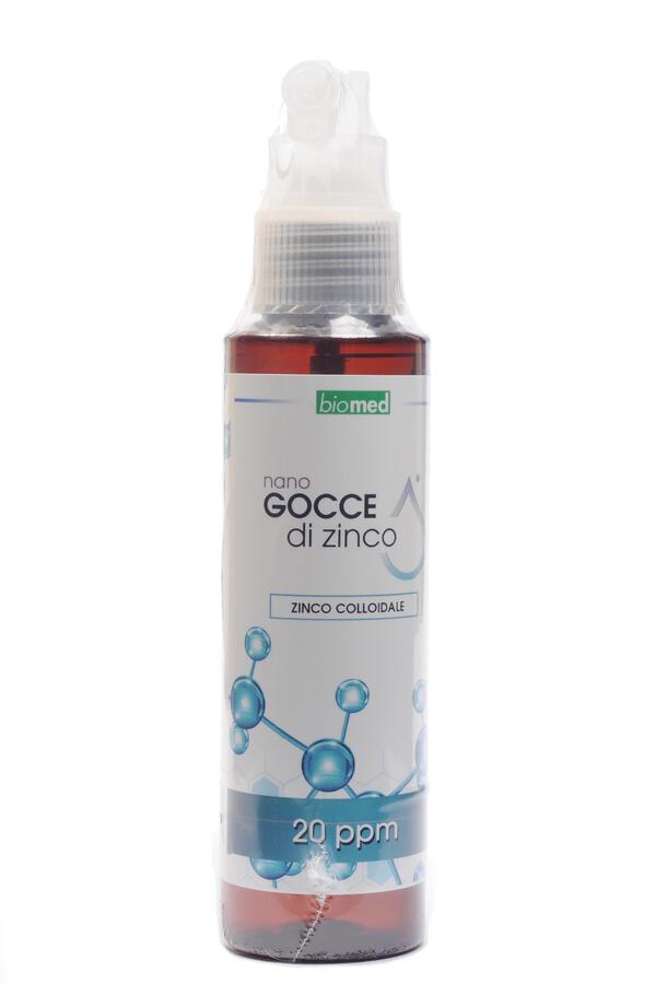 ZINCO COLLOIDALE - flacone spray da 100 ml