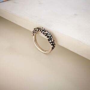 Anello BUBBLES CIRCLE   - Liv's Jewels