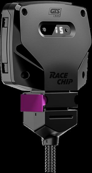 Centralina Aggiuntiva Race Chip GTS Per Abarth 500 1.4 Abarth (135 HP / 99 KW) 1368cc Benzina 2007>