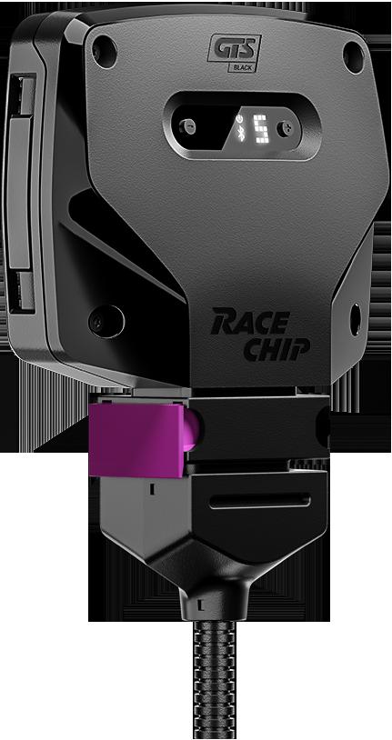 Centralina Aggiuntiva Race Chip GTS Per Abarth 500 1.4 Abarth (160 HP / 118 KW) 1368cc Benzina 2007>