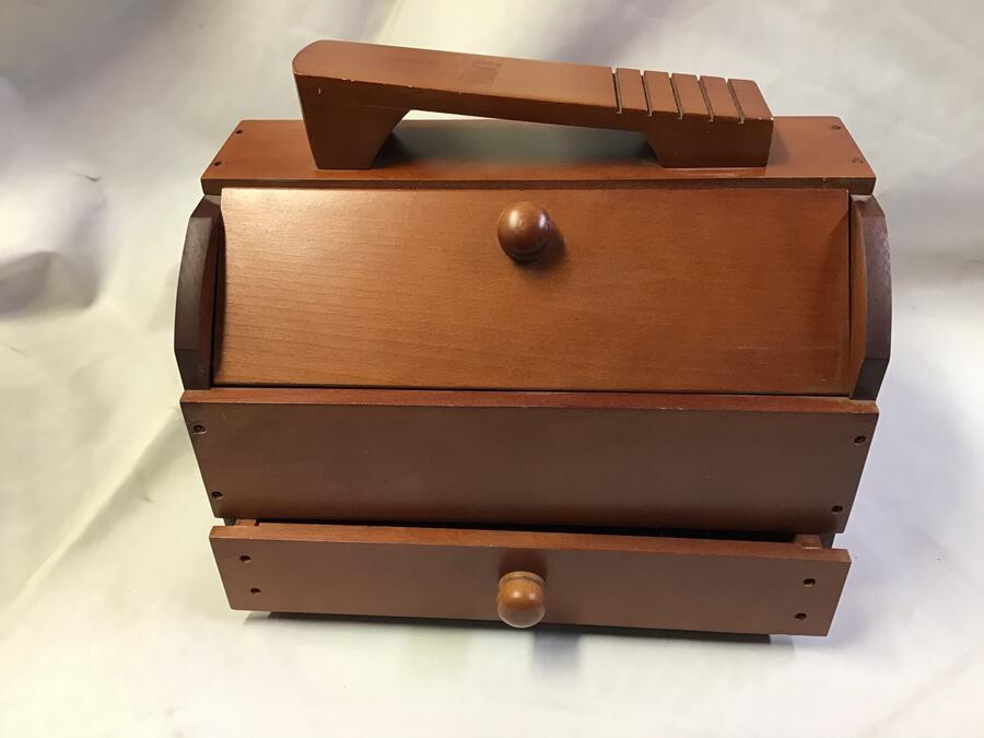 Cassetta Porta-accessori 1
