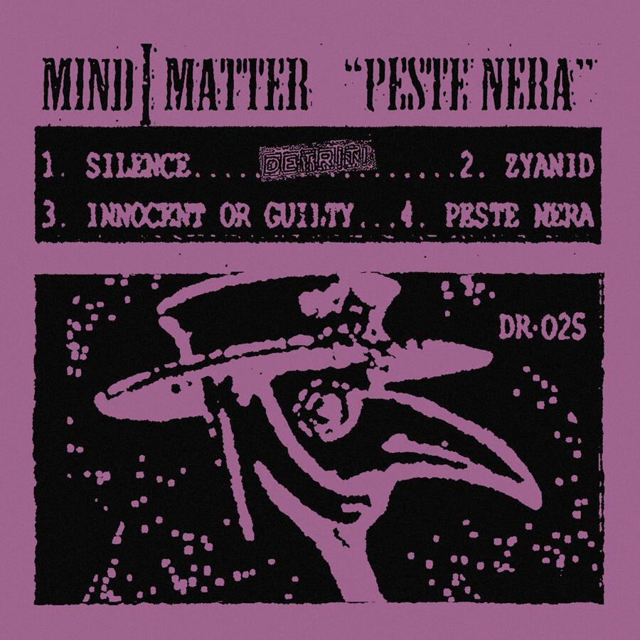 Detriti Split 2  (vinyl)