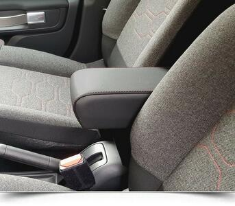 Adjustable armrest with storage for Citroen C3 (from 2017)
