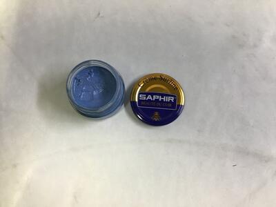 Lucido Vasetto Saphir Blu Jean