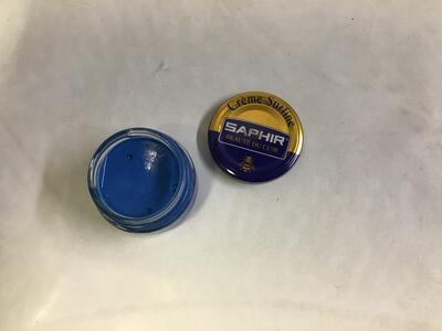 Lucido Vasetto Saphir Blu Iris