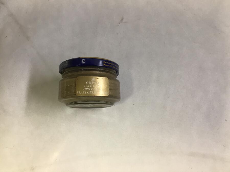 Lucido Vasetto Saphir Oro Pallido