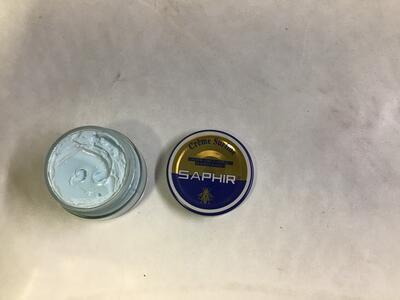 Lucido Vasetto Saphir Blu Pastello