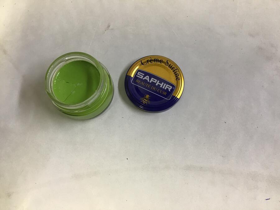 Lucido Vasetto Saphir Verde Mela