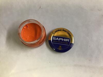 Lucido Vasetto Saphir Arancio