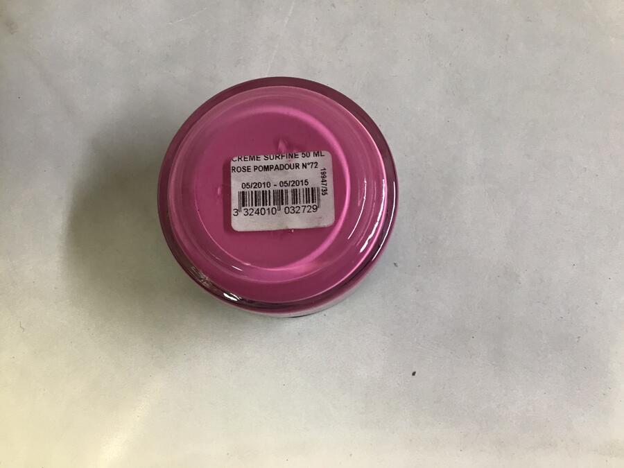Lucido Vasetto Saphir Rosa Pompadur