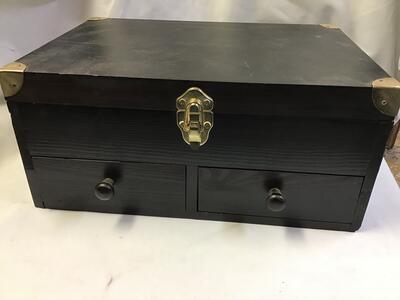 Cassetta PortaAccessori 2 Comparti