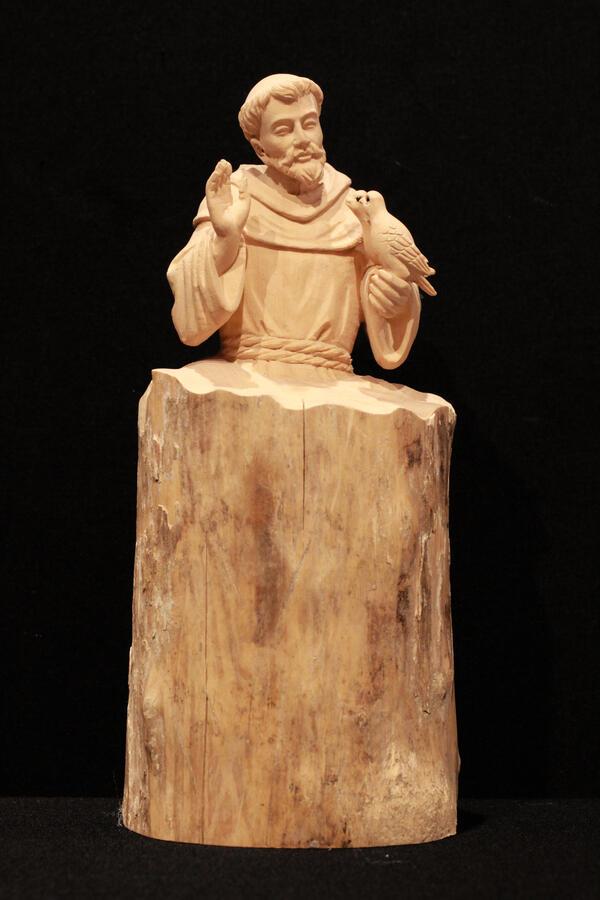 Busto San Francesco di Assisi