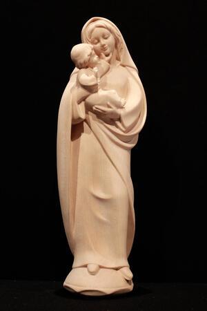 Madonna con bambino 25cm