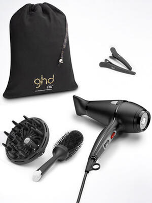 GHD ASCIUGACAPELLI  KIT SET HAIR DRYING IN OFFERTA