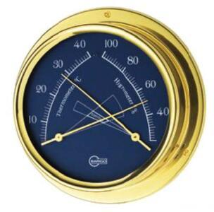 Igro/Termometro Barigo Regatta blu