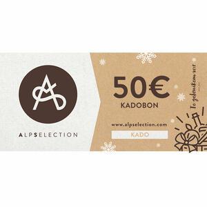 Copia di ALPSELECTION KADOBON van 50 euro