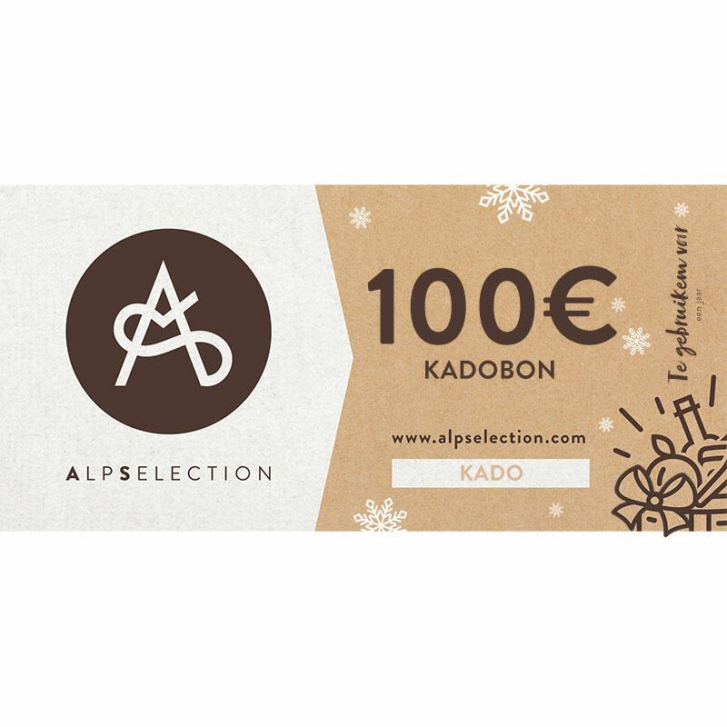 ALPSELECTION KADOBON van 100 euro