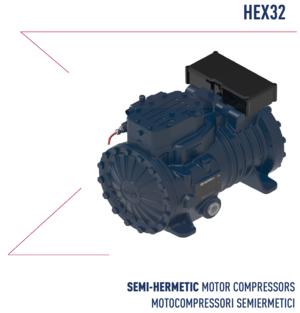 Spare Parts Dorin HEX32