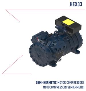 Pieces de rechange Dorin - HEX33