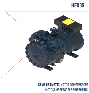 Pieces de rechange Dorin - HEX35