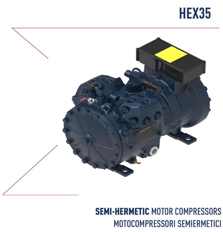 Ricambi Dorin HEX35
