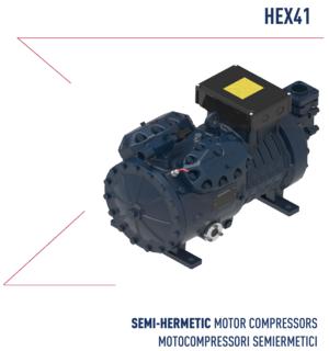 Spare Parts Dorin HEX41
