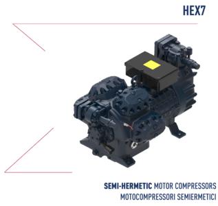 Spare Parts Dorin HEX7