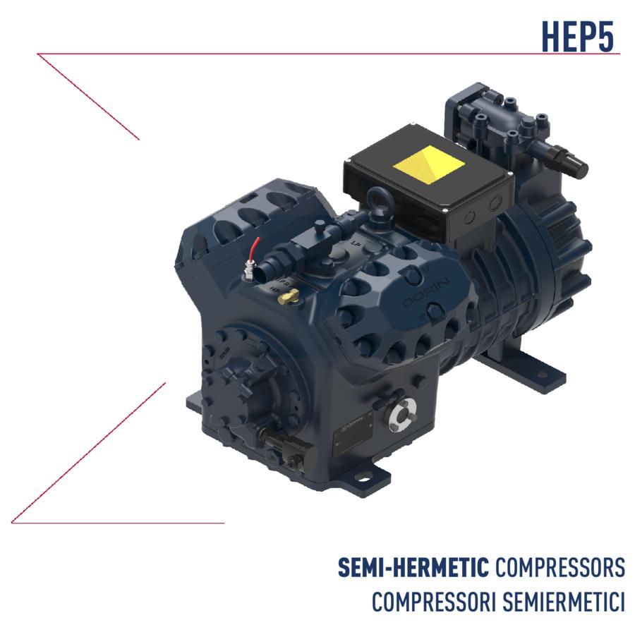 Spare Parts Dorin HEP5