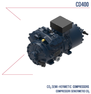 Ricambi Dorin CD400