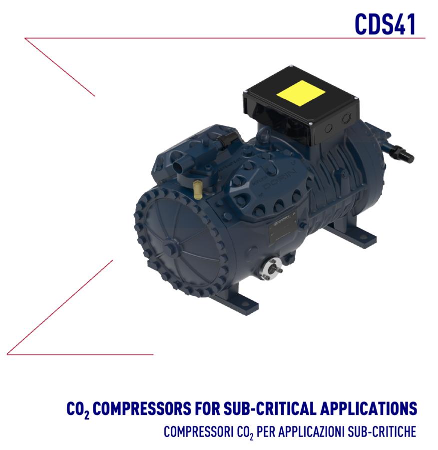 Spare Parts Dorin CDS41