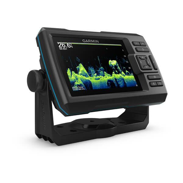 Ecoscandaglio Garmin STRIKER Vivid 5 cv con Trasduttore GT20-TM e GPS integrato - Offerta di Mondo Nautica  24