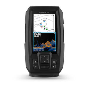 Ecoscandaglio Garmin STRIKER Vivid 4cv Con trasduttore GT20-TM e GPS integrato - Offerta di Mondo Nautica  24