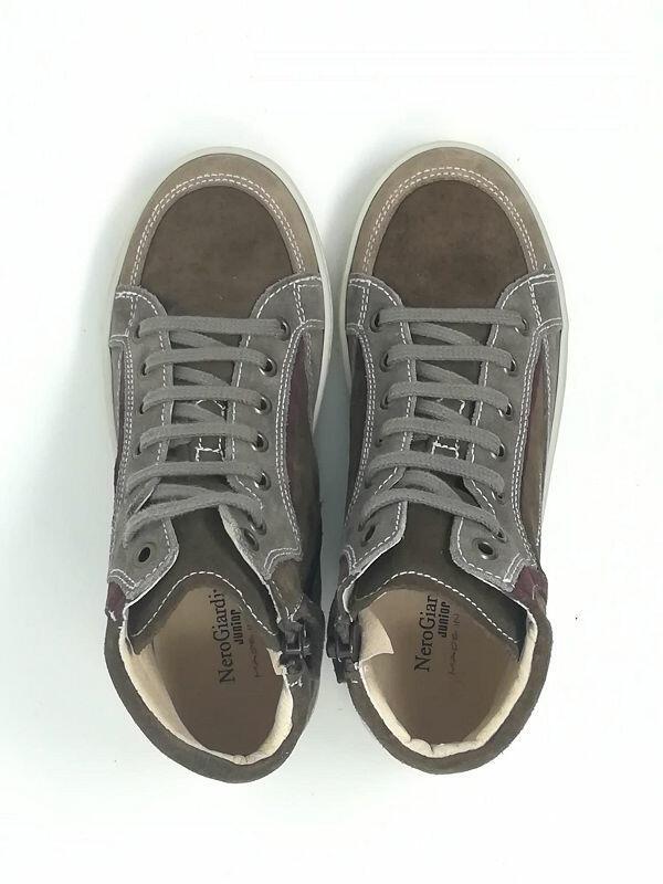 Sneaker Scamosciata - NERO GIARDINI Kids & Teens