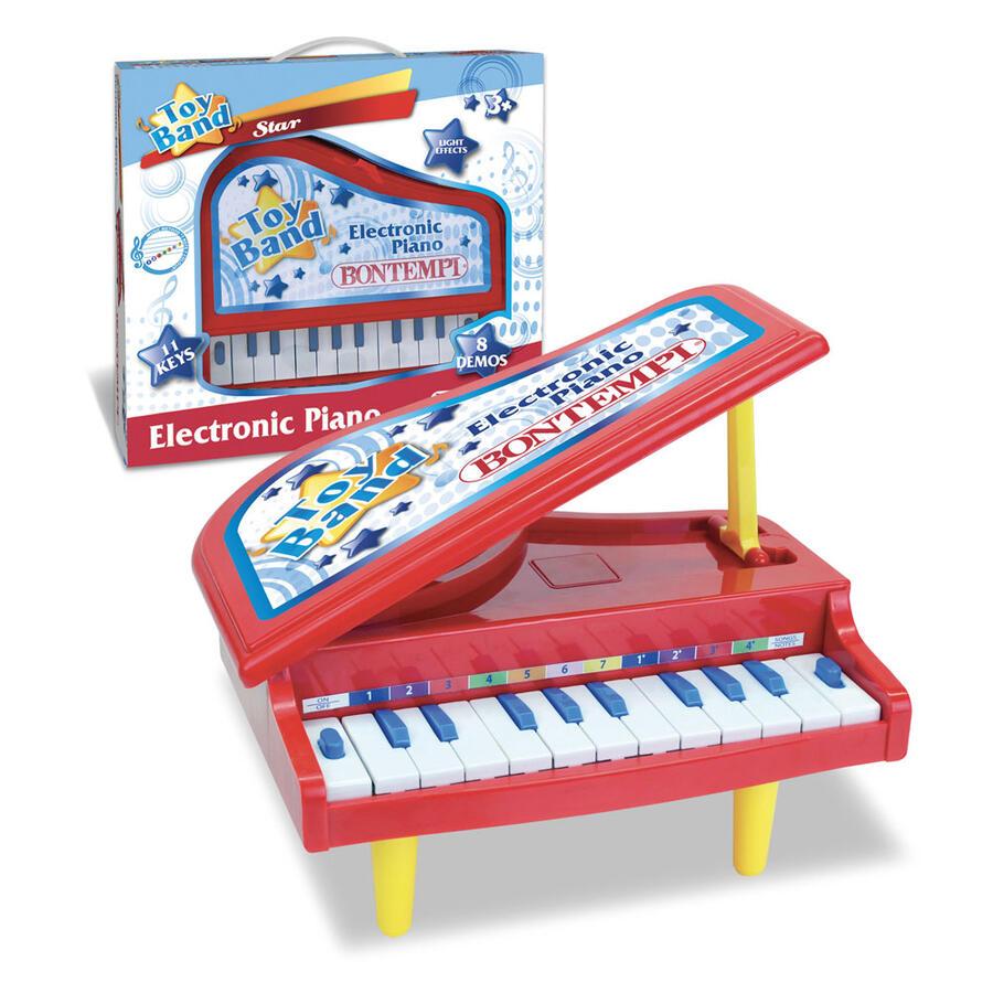 PIANOFORTE ELETTRONICO A CODA BONTEMPI