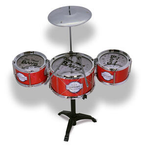 DRUM SET 3 TAMBURI BONTEMPI