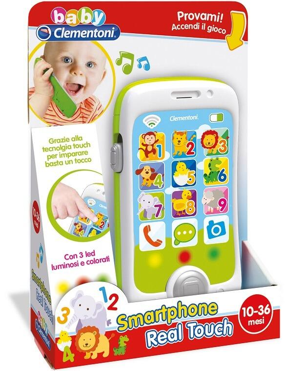 SMARTPHONE TOUCH & PLAY CLEMENTONI